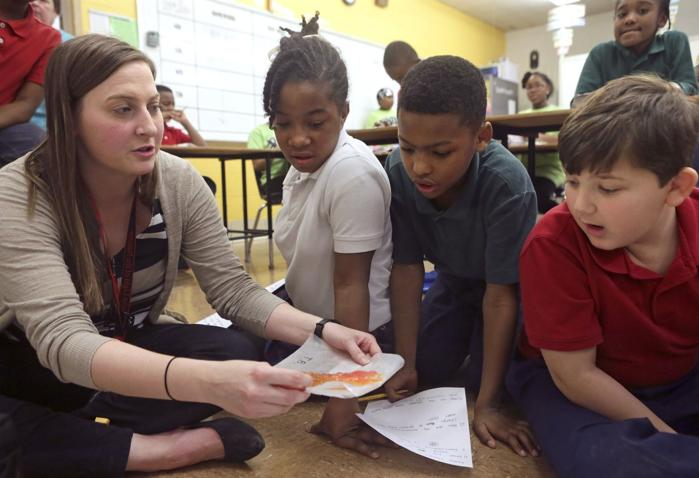 Answering the call to teach in urban Catholic schools : News