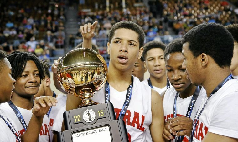 High schools: Central defeats McLain for 4A boys state title