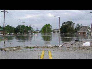 Bicycling into the heart of the flood: A Hurricane Katrina remembrance
