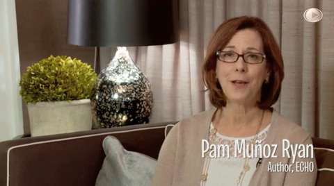 Pam Muñoz Ryan Echo Video