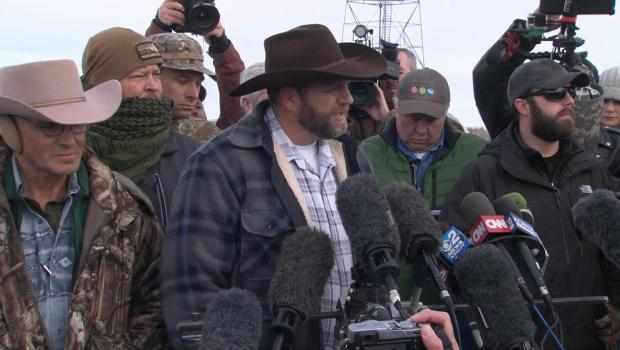 "Oregon militia names themselves ""Citizens for Constitutional Freedom"""