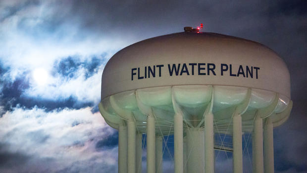 More water problems in Flint, Michigan