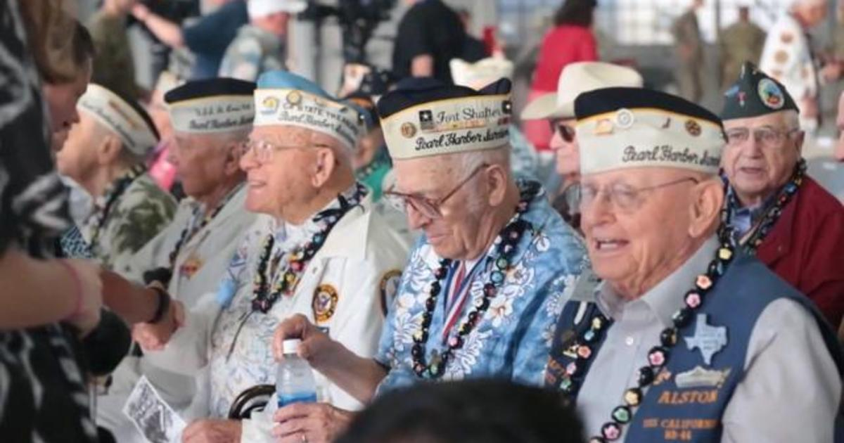 Survivors recall Pearl Harbor attack, 75 years later