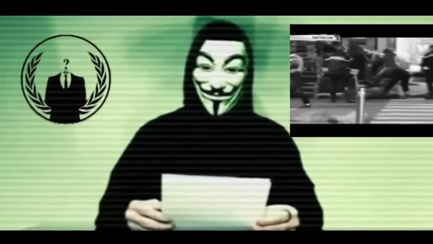 Anonymous hackers' group declares war on ISIS