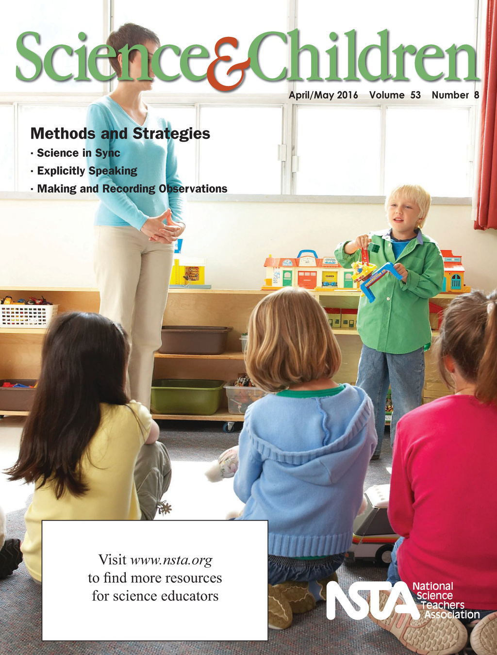 Science and Children April/May 2016