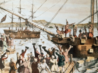 Boston Tea Party - American Revolution - HISTORY.com