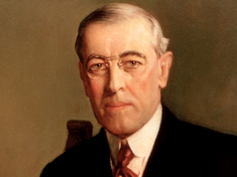 Woodrow Wilson Exclusive Videos & Features - HISTORY.com