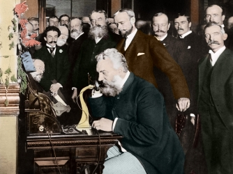 Alexander Graham Bell Exclusive Videos & Features - HISTORY.com
