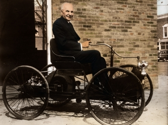 Henry Ford Exclusive Videos & Features - HISTORY.com