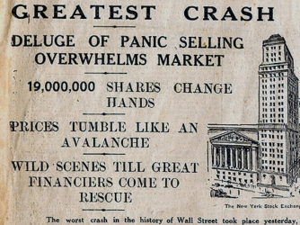 Stock Market Crash of 1929 Exclusive Videos & Features - HISTORY.com