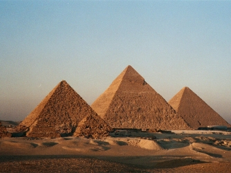 Egyptian Pyramids Exclusive Videos & Features - HISTORY.com