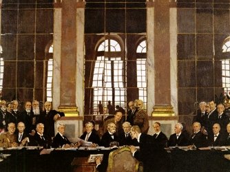 Treaty of Versailles Exclusive Videos & Features - HISTORY.com