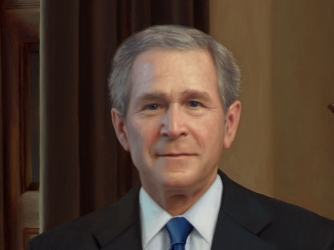 George W. Bush - U.S. Presidents - HISTORY.com