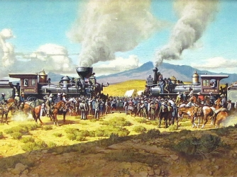 Transcontinental Railroad Exclusive Videos & Features - HISTORY.com