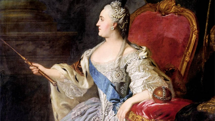 8 Things You Didn't Know About Catherine the Great - History in the Headlines