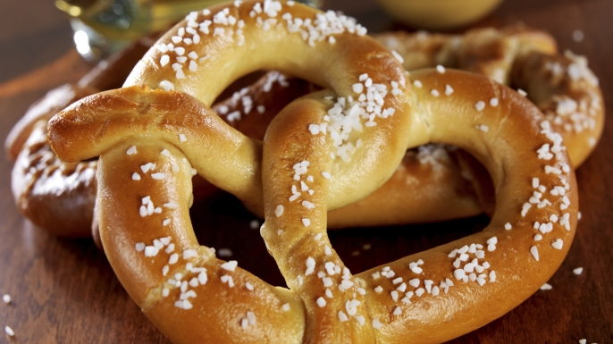 The Pretzel: A Twisted History - Hungry History