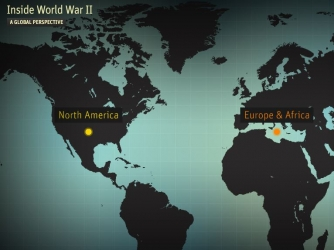 Inside World War II Interactive -- History.com