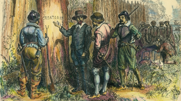 "What happened to the ""Lost Colony"" of Roanoke? - Ask History"