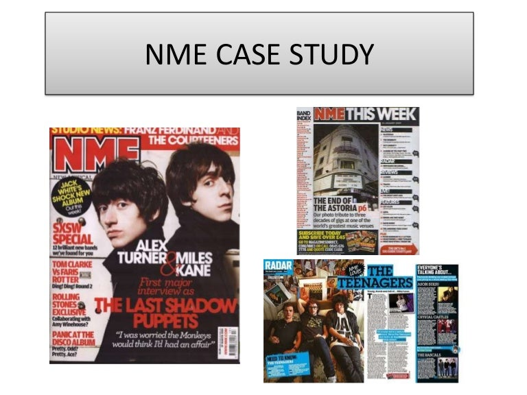 Nme case study