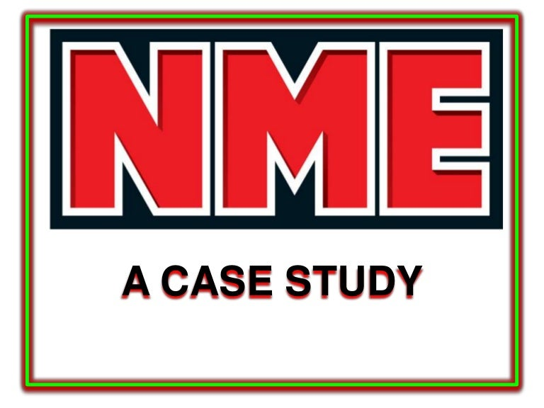 Nme case study.