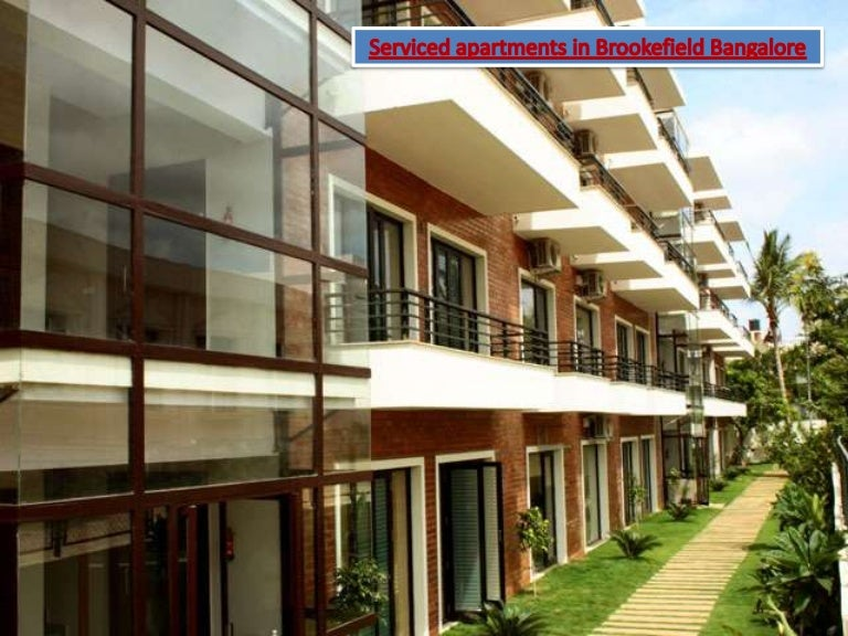 Serviced apartments brookefield Bangalore