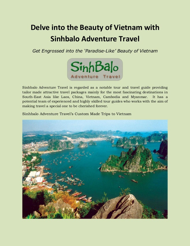 Delve into the beauty of Vietnam & Cambodia with Sinhbalo adventure T…