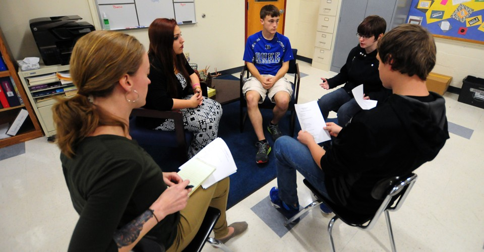 What Restorative Justice in Schools Actually Looks Like
