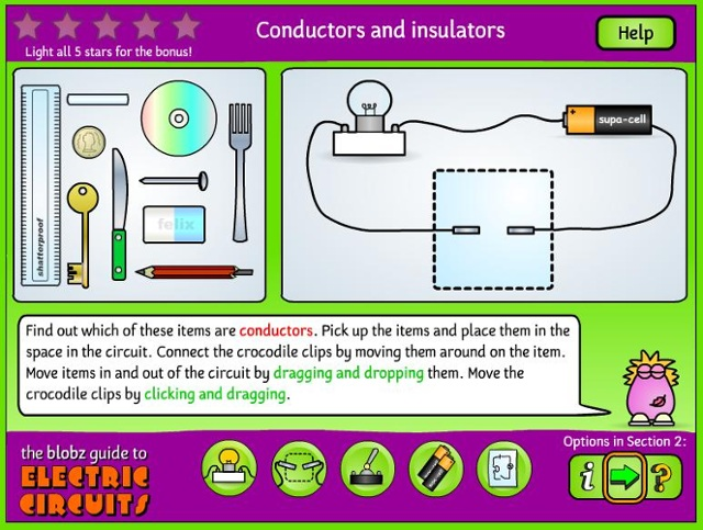 "Remix of ""Conductors and Insulators"" by Sheryl L Roberts"