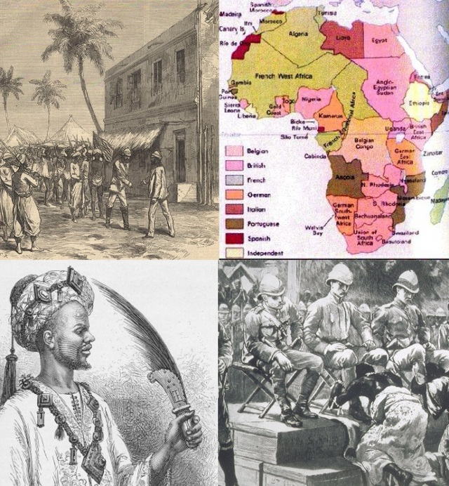 French Imperialism in West Africa by ssd0864