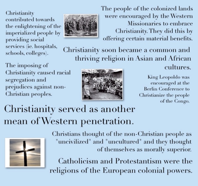 Christianity in French Imperialism by ssd0864