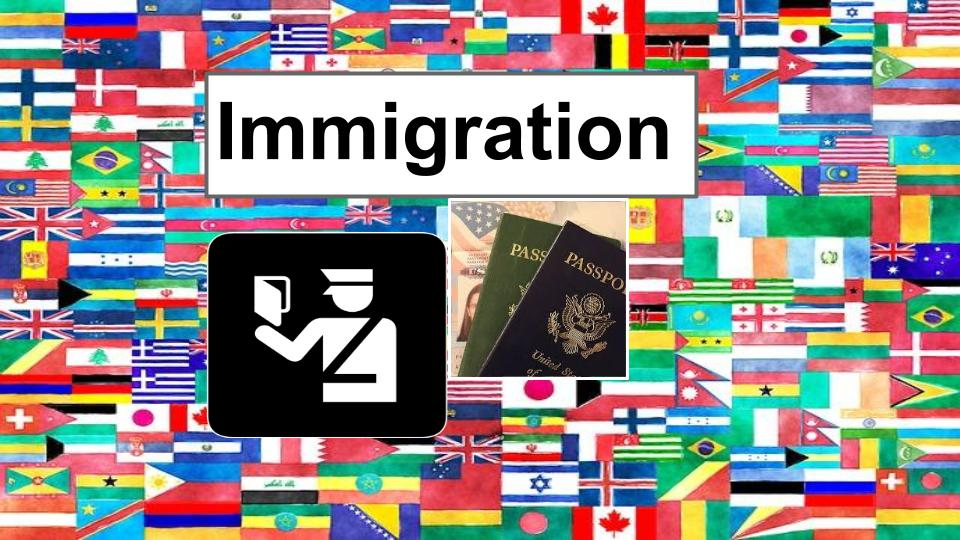 Immigration: USA (Michigan) and Germany by westclasschannel