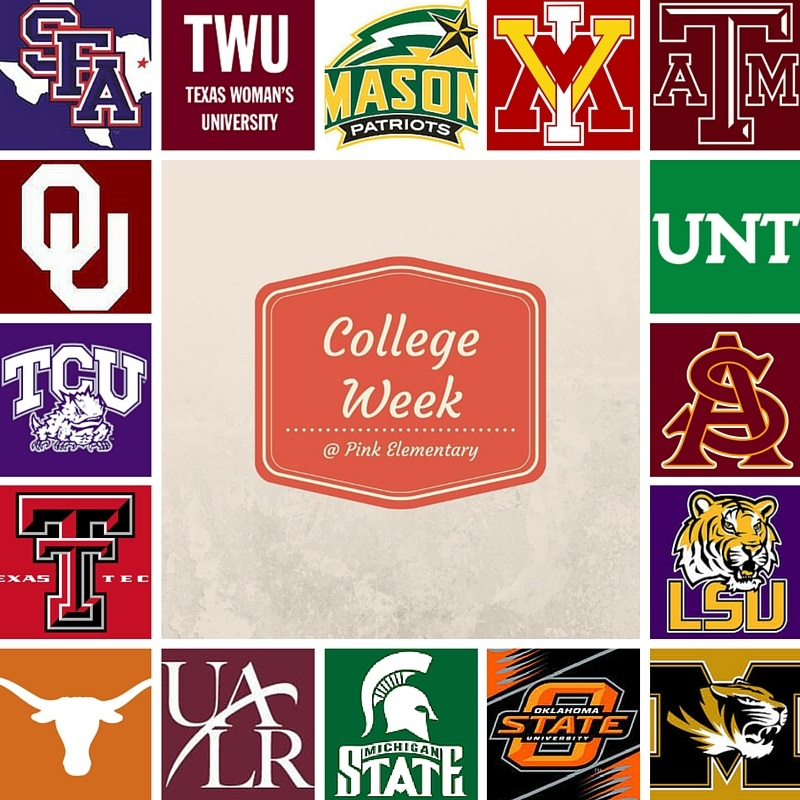 College Week @ Pink Elementary by Jamie