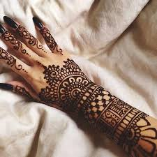 Henna Tattoos are temporary tattoos which mean they go aw... by Maria