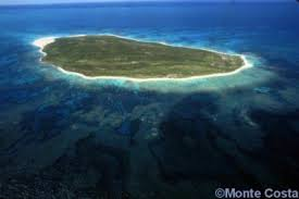 Lisianski is a large flat island. Its maximum height is 4... by Cody
