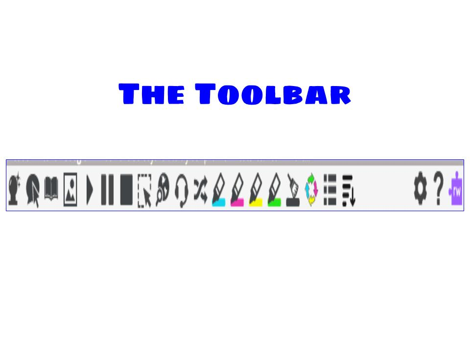 Google Read&Write Toolbar by Chris