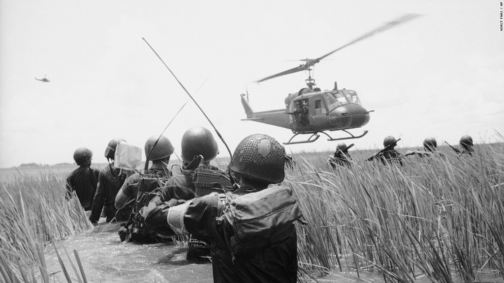 The United States and the Vietnam War by Lee McEligot