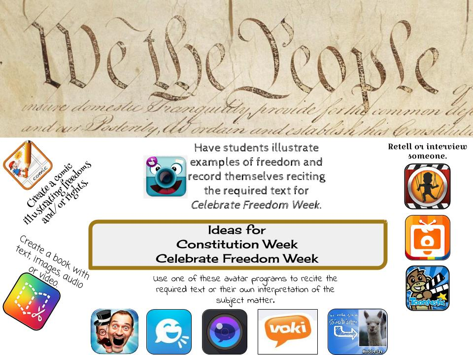 Constitution Week by Melodi Paulson Kunn