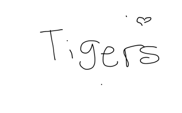 Tigers | Educreations