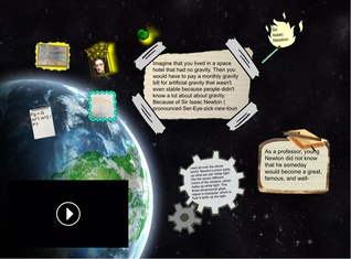 Scientists Thing Uno: text, images, music, video | Glogster EDU - 21st century multimedia tool for educators, teachers and students