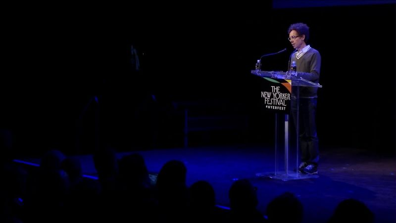 Malcolm Gladwell Discusses School Shootings