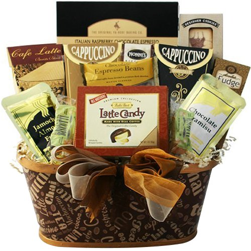 Coffee and Biscotti Gift Baskets on Flipboard