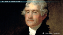 President Jefferson's Election and Jeffersonian Democracy - Free US History I Video