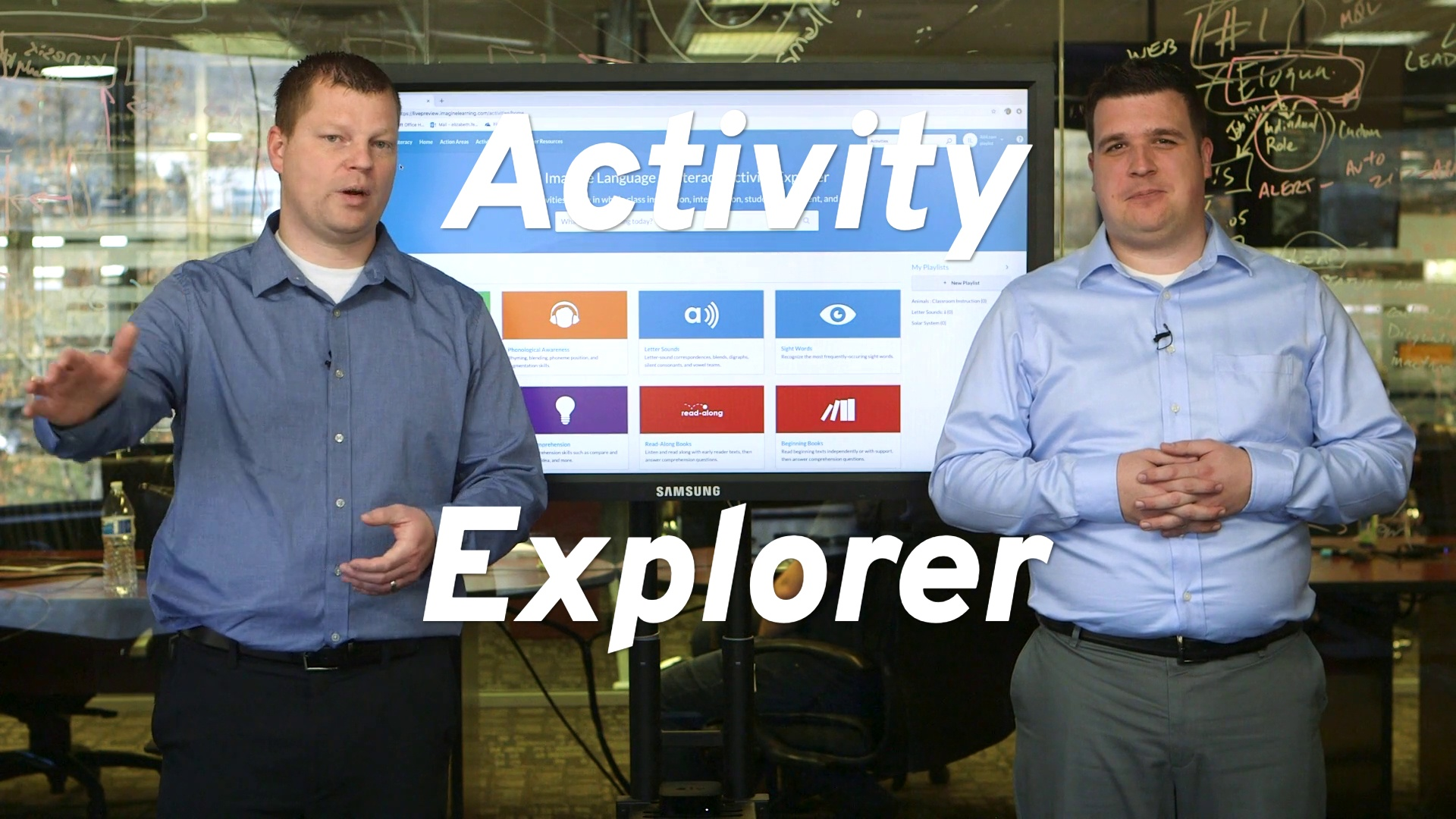 Activity Explorer and Playlist (full version)