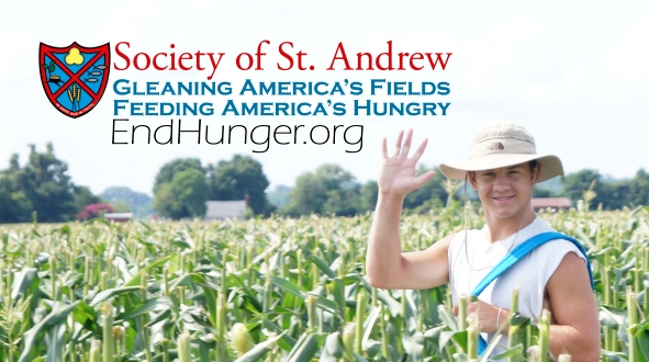 About the Society of St. Andrew / EndHunger