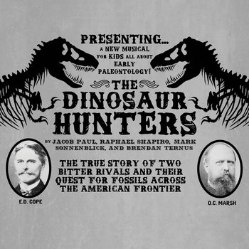 The Elasmosaurus Song, by The Dinosaur Hunters