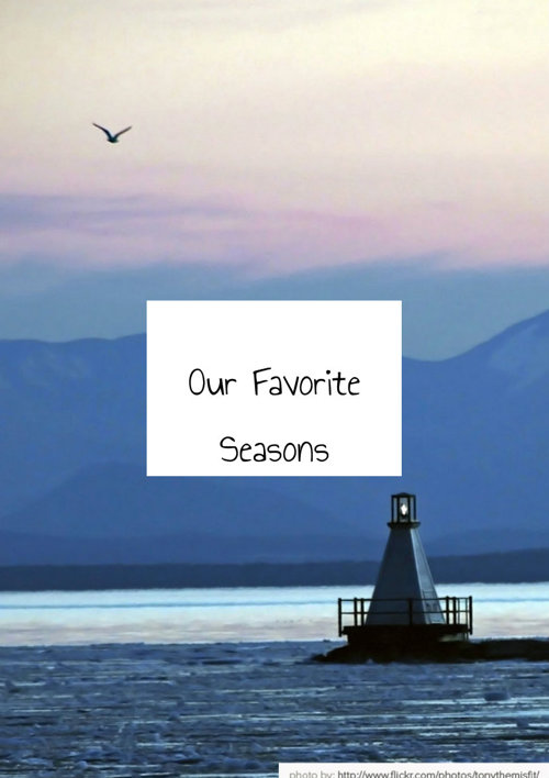 Our Favorite Seasons 2015