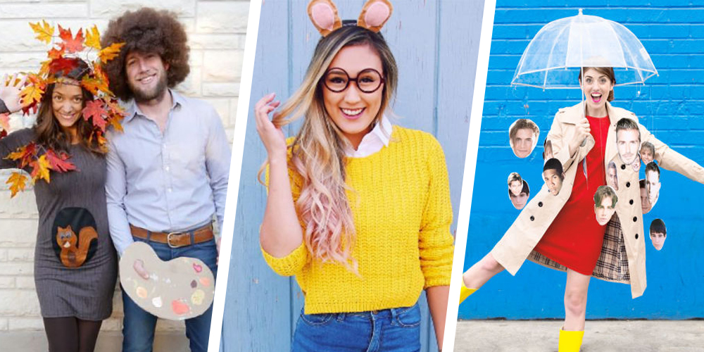 33 Last-Minute Halloween Costumes You Can Quickly DIY