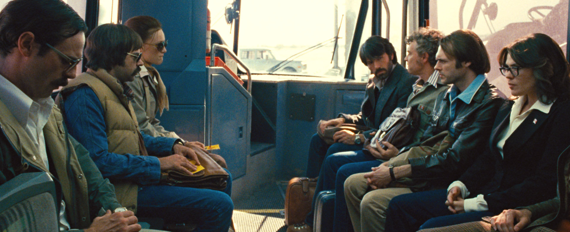 'Argo,' as Seen by the Iran Hostage Crisis Survivors