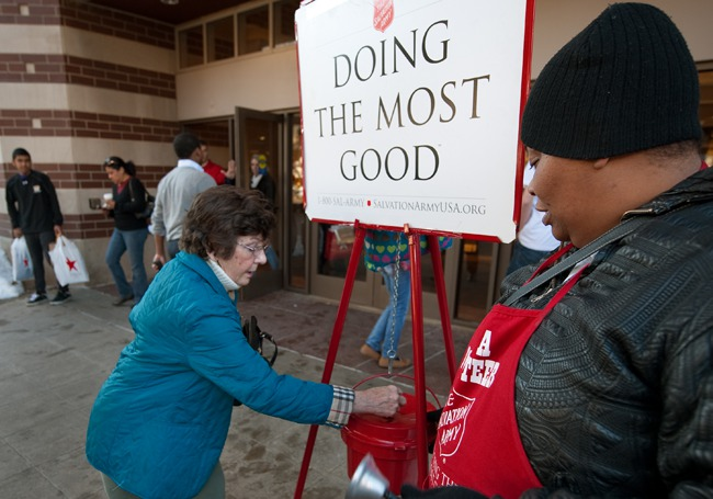 The 50 Largest U.S. Charities