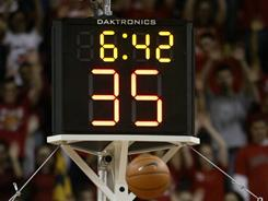 Focus on high school shot clock heats up as states make move - USATODAY.com